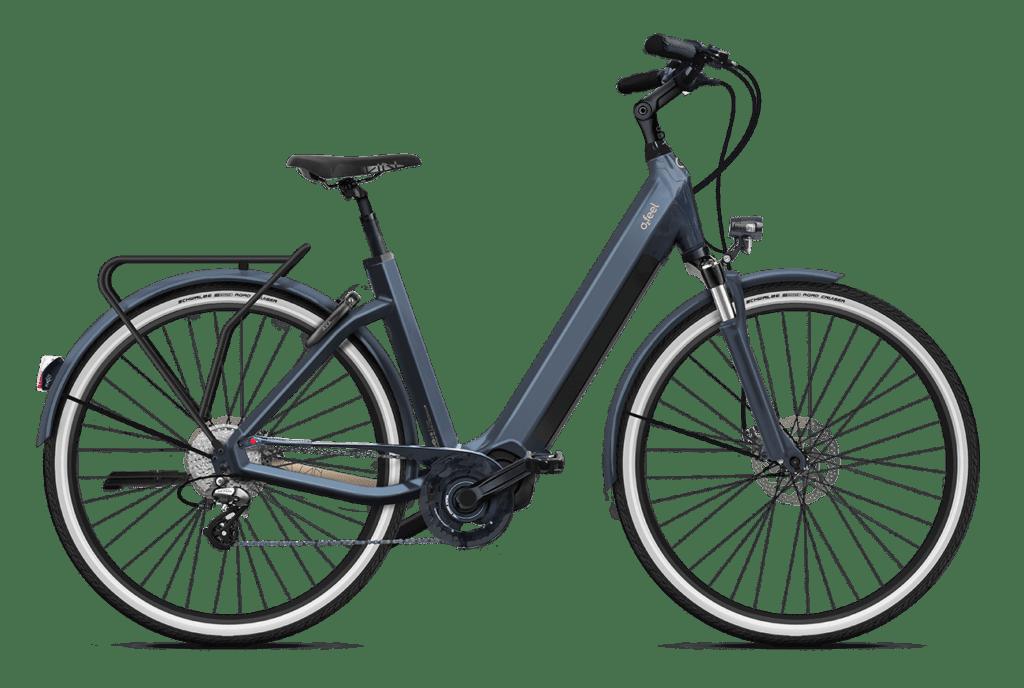 MY21 iSwan City Boost vélo électrique