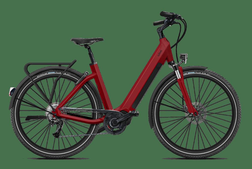 MY21 iSwan Explorer Boost 6.1 vélo électrique
