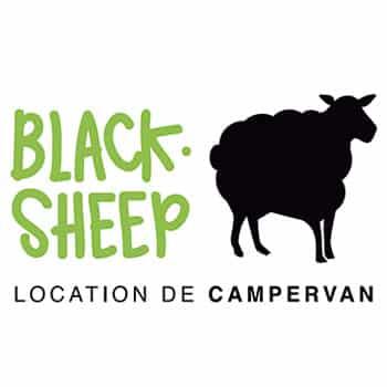 black sheep location campervan