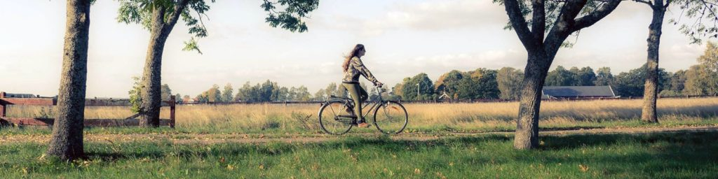 vélo campagne