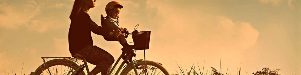 transport vélo enfant